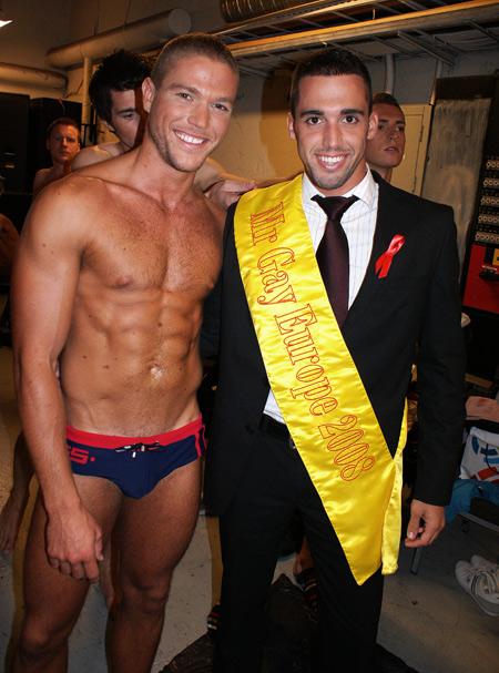 Mr gay 2008