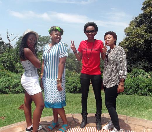 Afrika lesbisk